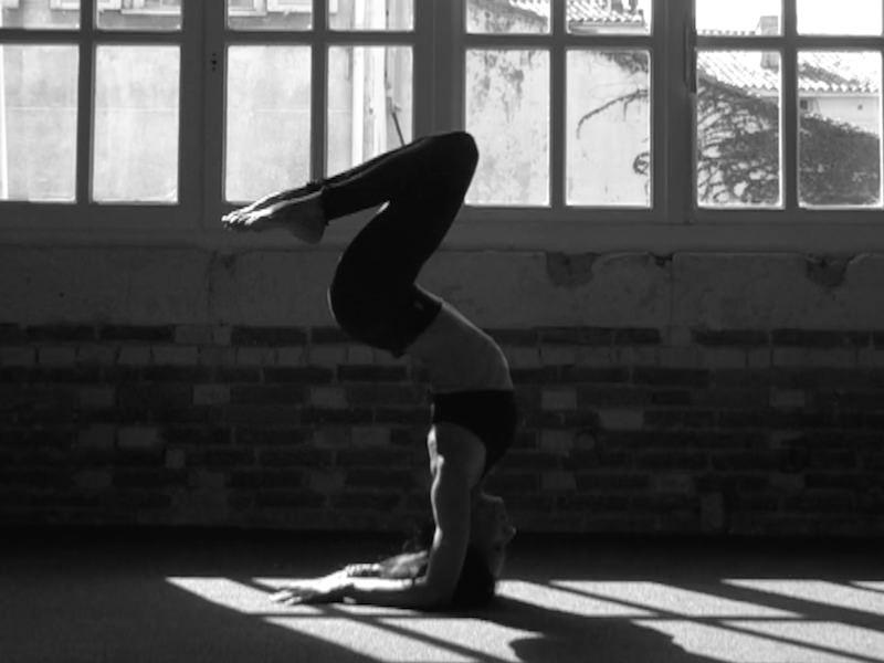 Yinyasa Yoga - Hélène Morvan
