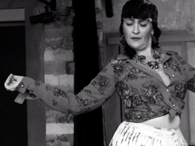 La danse des Balkans - Rona Hartner