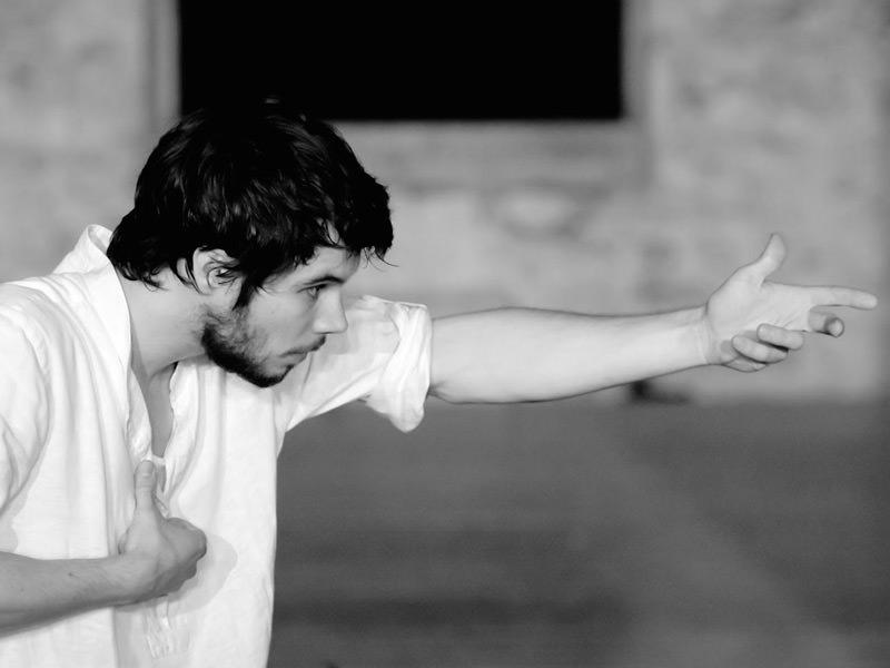 En scène - Stanislas Roquette