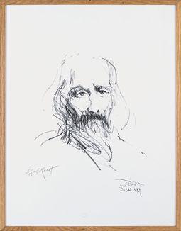 Garibaldi, Ernest Pignon-Ernest